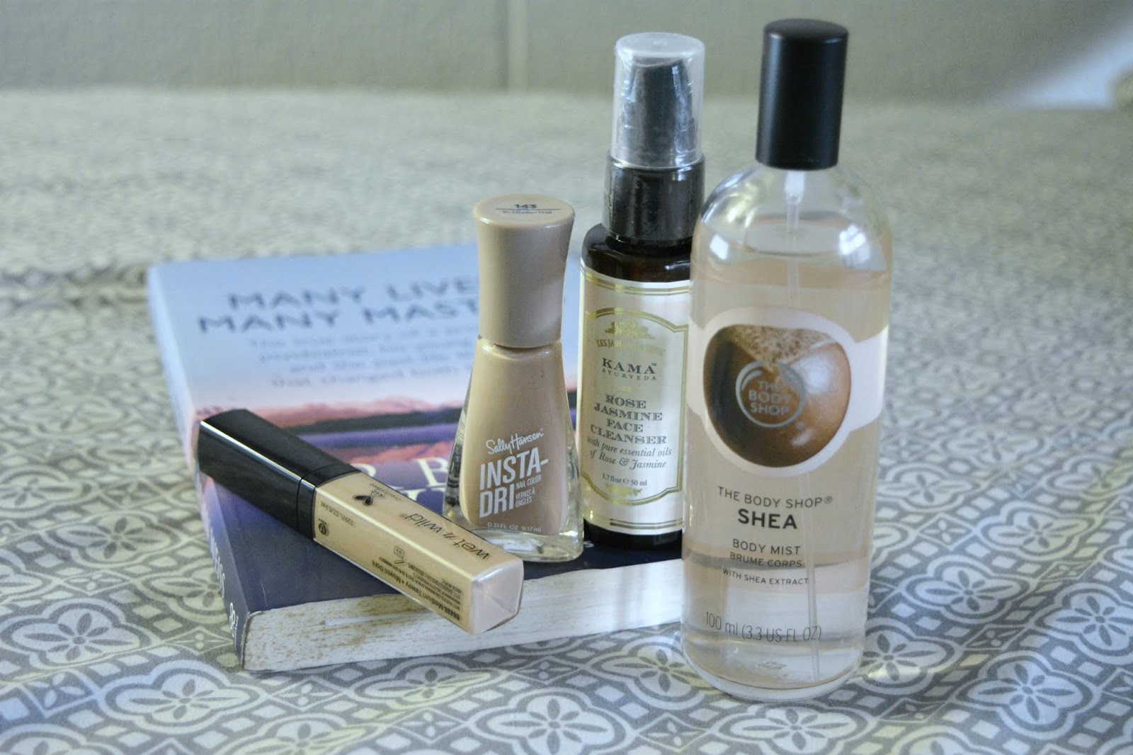 favorite lifestyle and beauty products september fall