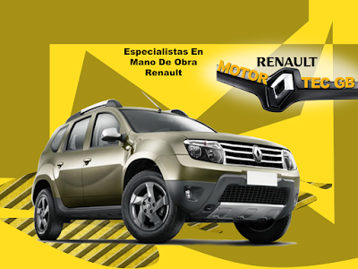 MotortecGB - Taller Renault Bogota