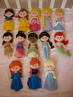 moldes-muñecas-princeas-disney