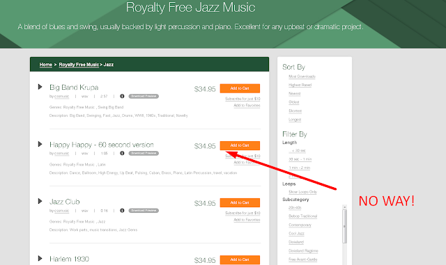 royalty free music free of charges bundle