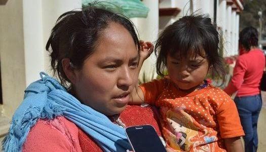 Mujer evangélica denuncia intolerancia religiosa en Chiapas