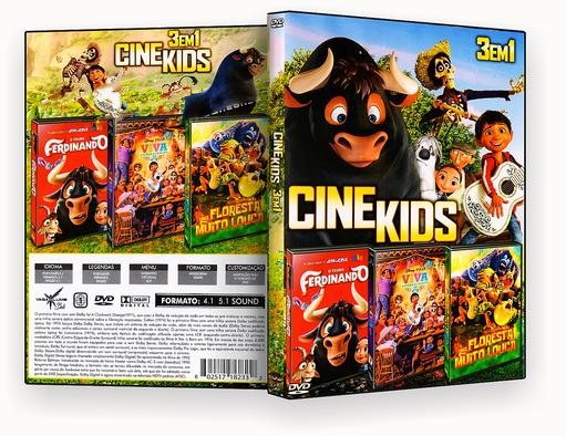 Coleção – Cine Kids (2018) – ISO