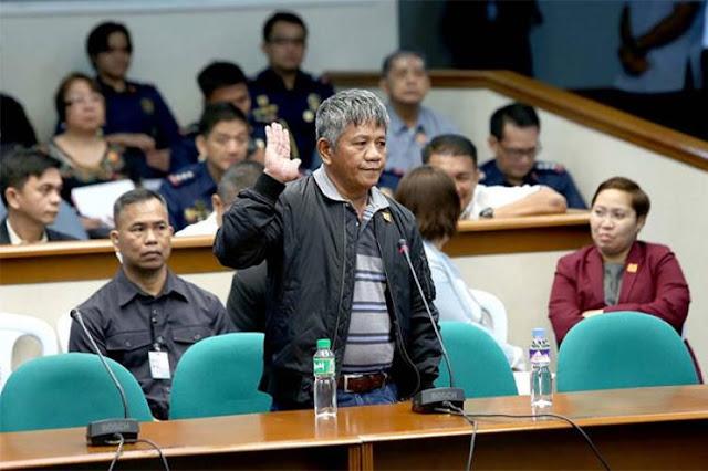 Senate Hearing tungkol sa Extra Judicial Killing