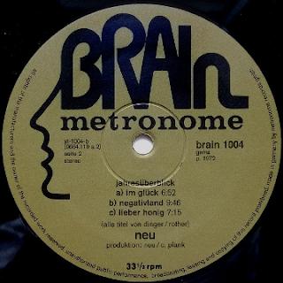 brain records metronome