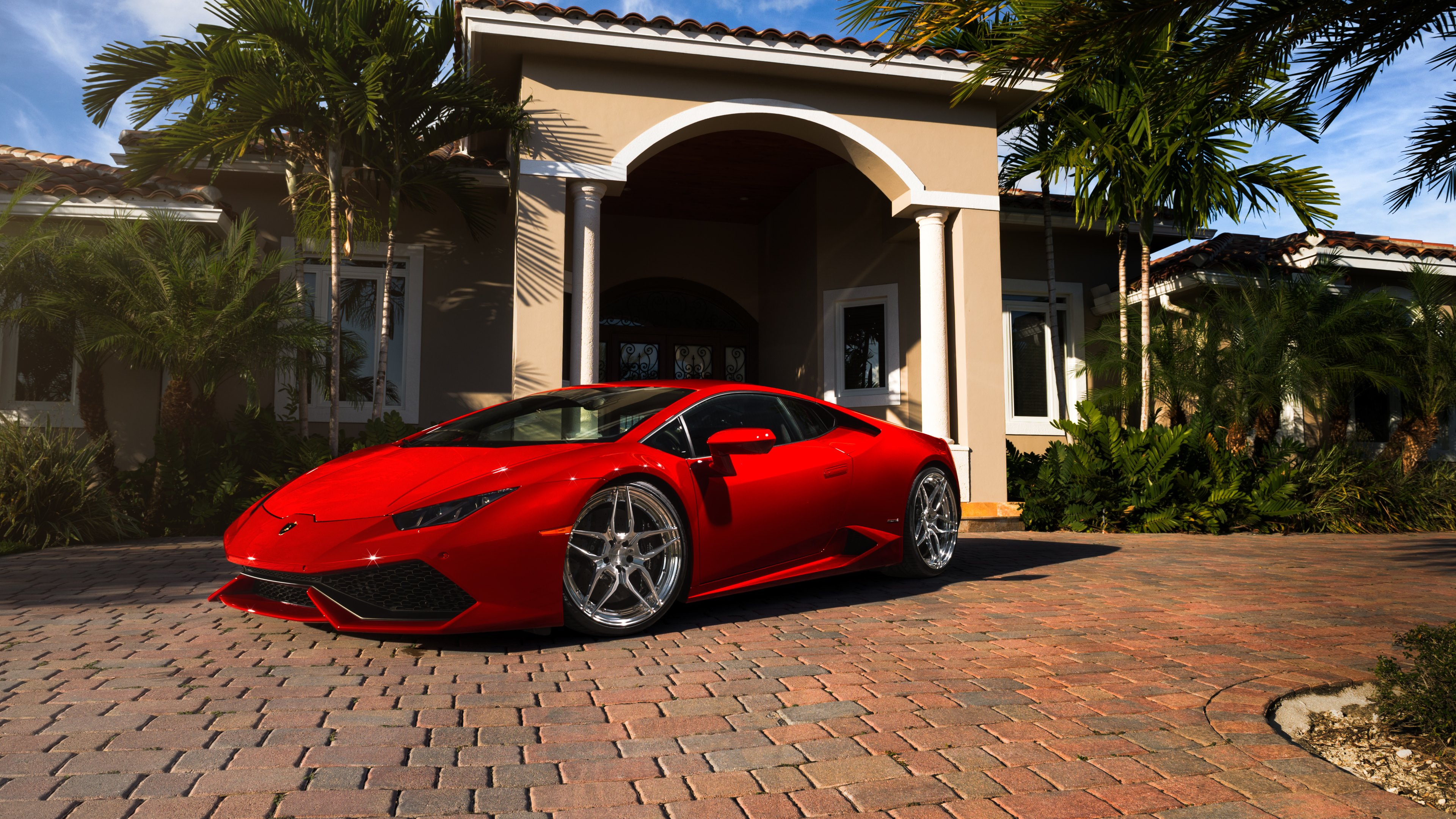 wallpaper lamborghini huracan red - Lamborghini Huracan Wallpaper