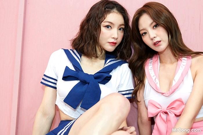 Image Korean-Model-Lee-Chae-Eun-012018-MrCong.com-011 in post Người đẹp Lee Chae Eun trong bộ ảnh nội y tháng 01/2018 (143 ảnh)