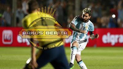 Messi Masih Percaya Argentina Bisa Lolos Kebabak Selanjutnya