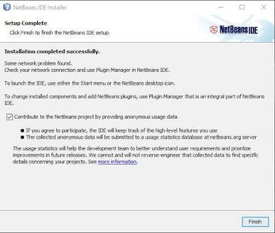 cara instal netbeans bergambar untuk memudahkan anda mengikuti panduan menginstal netbeans