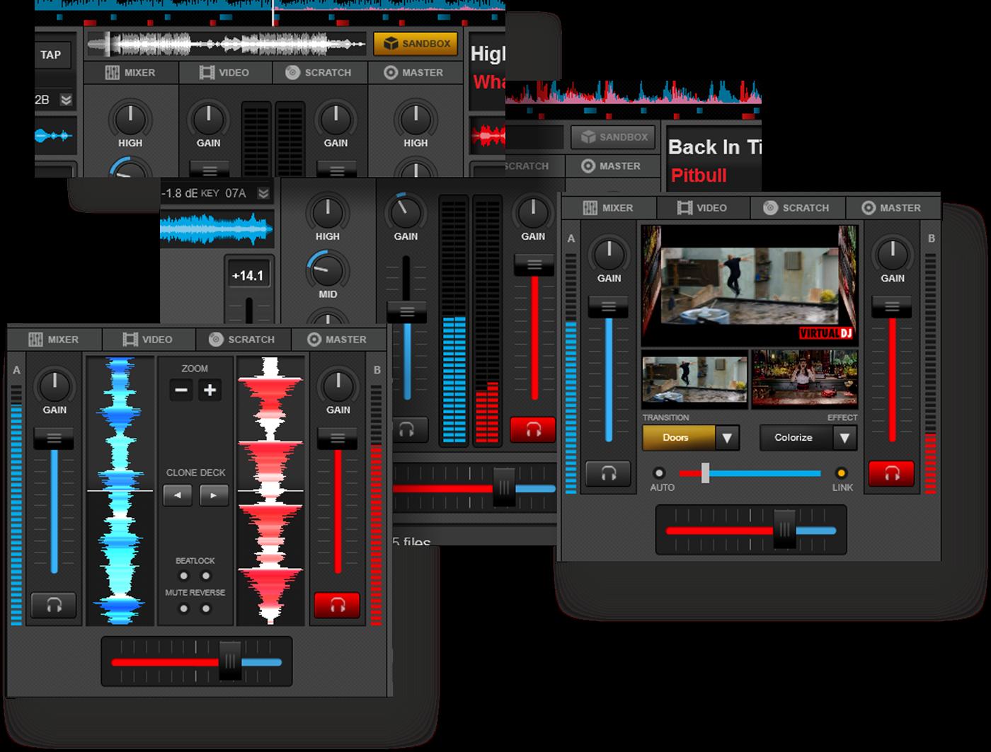 Download Virtual DJ 8 PC Gratis dan Resmi | Windows & Mac