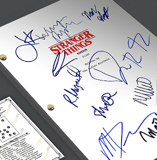 stranger things signature
