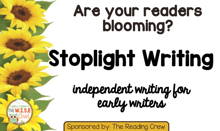 Stoplight Writing is the easiest way to  create independent writers out of our earliest learners.