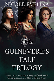 Add THE GUINEVERE'S TALE TRILOGY by Nicole Evelina to your Goodreads list!