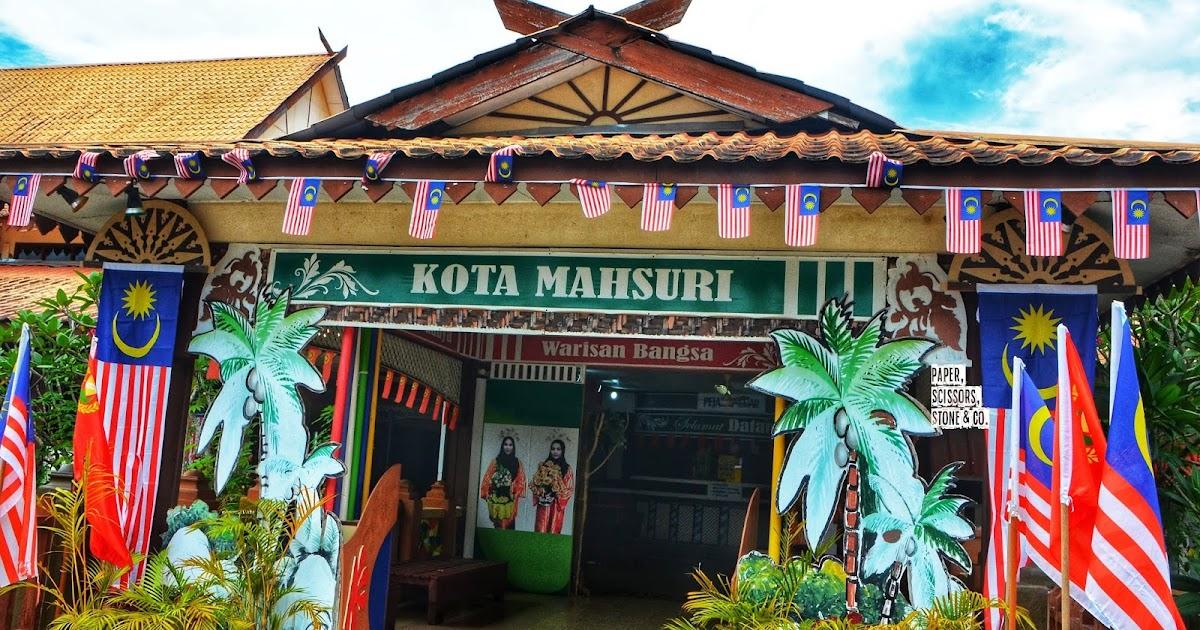 Mahsuri S Tomb Cultural Center Langkawi Malaysia