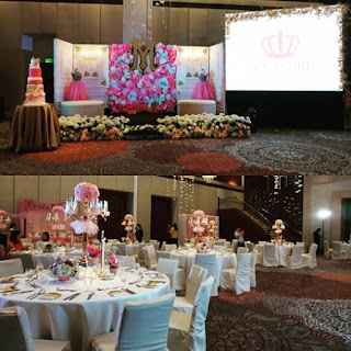 1marian rivera baby shower