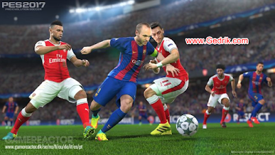 Pro Evolution Soccer 2017 Beta V0.1.0