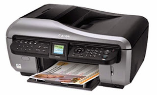together with copier performed naturally together with yielded amazing character  Canon Pixma MX7600 Driver Download