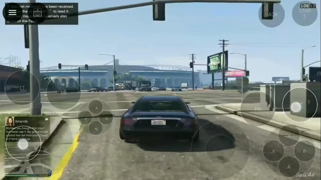 Cara Main Grand Theft Auto V Gta5 Di Hp Android 100 Work Reza Nauma Solusi Komputer Ponsel