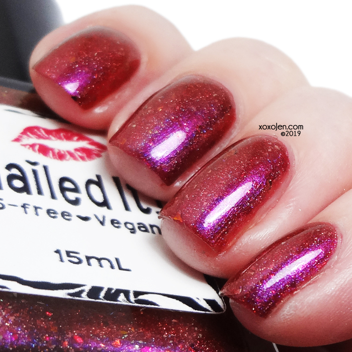 xoxoJen's swatch of Nailed It! Hawaii Doppelganger