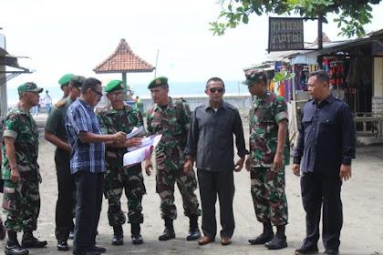 Kunjungi Cilacap, Pangdam IV Diponegoro: Jaga dan Awasi Aset TNI AD