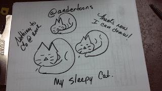 apprendre-a-dessiner-un-chat Comment dessiner un chat