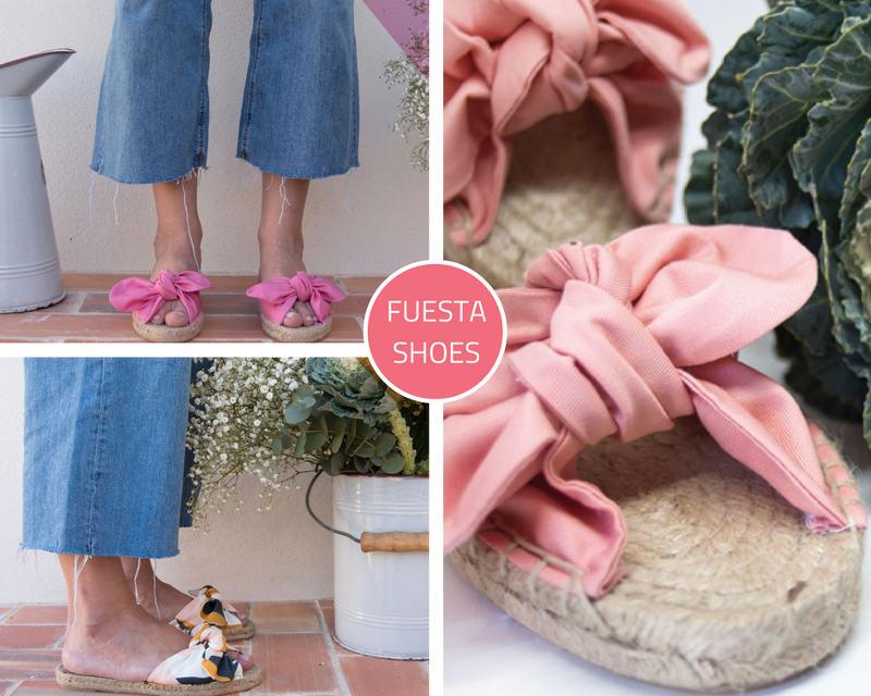 espadilles esparteñas lazo estilo tendencias zapatos para el verano summer shoes spring lifestyle