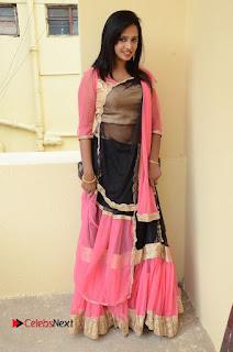 Actress Nakshatra Pictures at Thalimpu Multi Cuisine Restaurant Launch   0088