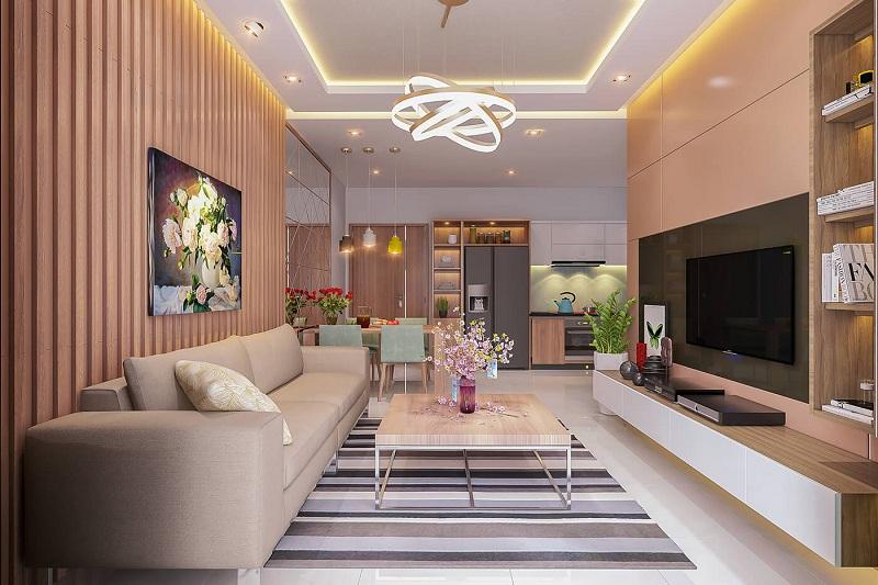 Tư vấn thiết kế nội thất chung cư hiện đại theo xu hướng năm 2018 - H6