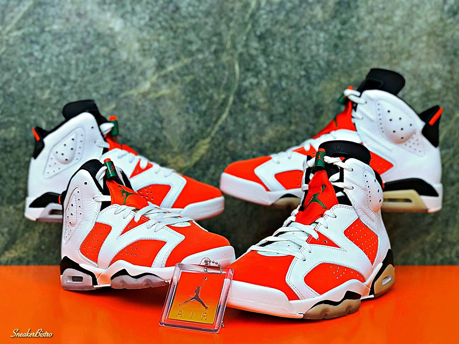d544d149ecd Air Jordan Retro 6 Win Like Mike. Release Info