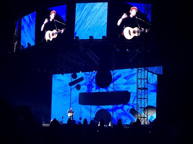 Ed Sheeran Live in Manila 2018
