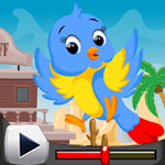 G4K Cute Little Bird Resc…