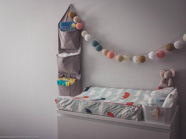Vauvan hoitopöytä, Done by deer hoitoalusta