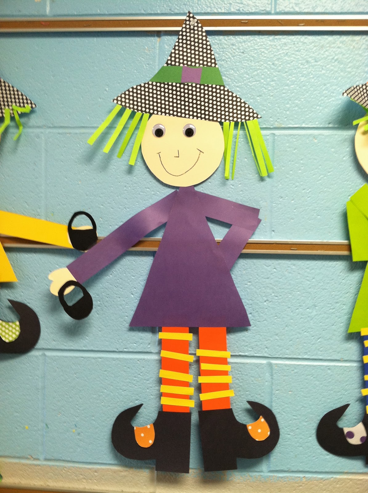 Life In First Grade Cute Little Witches