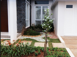 Small Home Garden Design Minimalist Simple