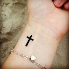 Tatuajes De Cruces Para Mujeres Tatuajes Para Mujeres