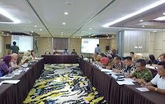 Pemkab – Kementerian ATR/BPN Bahas Perubahan Pola Ruang Banyuasin