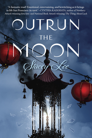 Outrun The Moon Stacey Lee