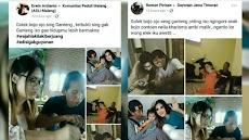 Foto Nella Kharisma dan Suaminya, Bikin Heboh Netizen !!!