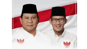 Habib Rizieq Dapat Jadi Kunci Kemenangan Prabowo-Sandiaga