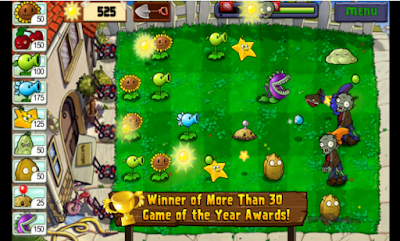 Game Plants vs Zombies mod free