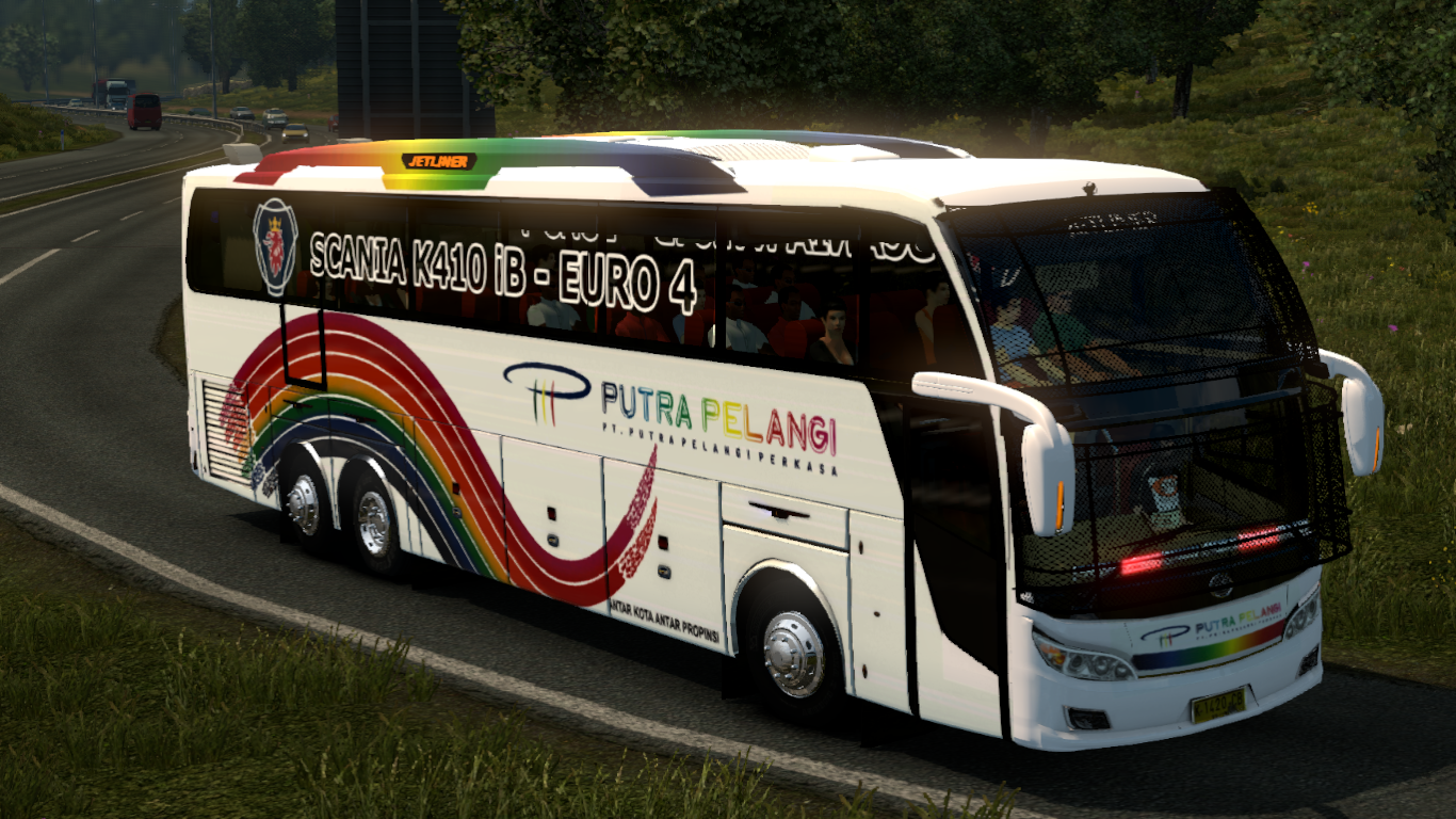 Jeli Mods New Jetliner Bus Smt Ale Smt Ets2 Gaming