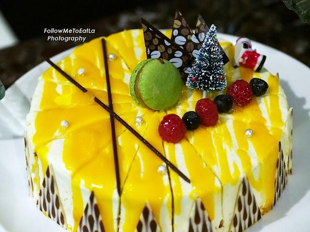 More Xmas Cakes