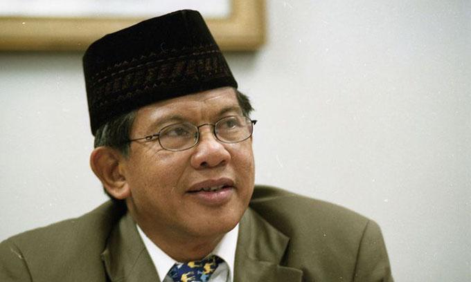 Tokoh Nasional Asal Bone AM Fatwa Berpulang ke Rahmatullah