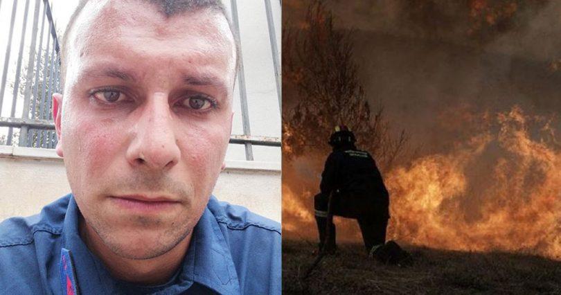 Φωτιά στο Μάτι: Πρόστιμο στον Πυροσβέστη που συγκλόνισε το πανελλήνιο