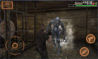 Resident Evil 4 Apk Data Full Mod Unlimited Ammo Update Link