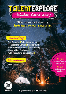 Holiday Camp 2019