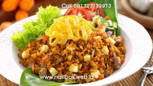 Resep nasi goreng mangga nasi box patenggang ciwidey