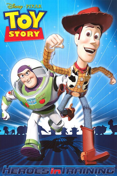 Blog Around Clock >> Arvind's: Top 10 Greatest Animated Hollywood Films in the History
