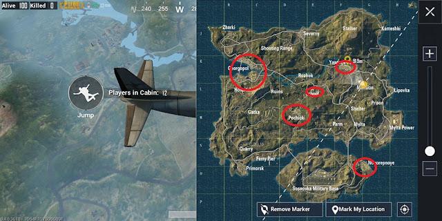 Cara mudah menang di game PUBG