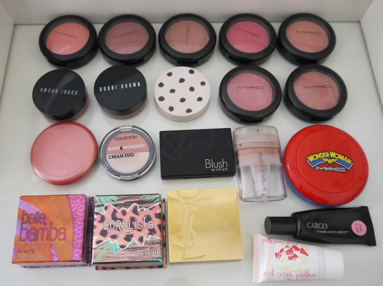 3c93a565 Seriously, what happened to my blush collection. Up until about three years  ago I