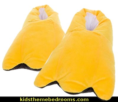 duck feet slippers  Pajamas - fun pajamas - family pajamas - sleepwear - fun slippers - novelty socks - cute socks - Girls Pajamas - Boys Pajamas - Christmas pajamas - fun boxers - animal shape slippers - cute novelty slippers - Holiday clothing - holiday traditions - Christmas socks - Mommy & Me pajamas - Christmas gifts - birthday gifts -